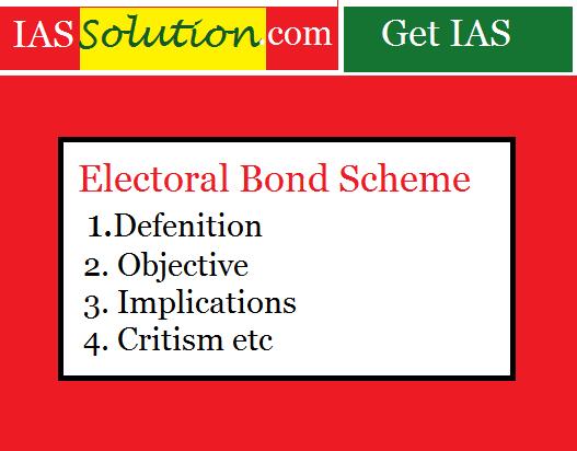 Electoral Bonds