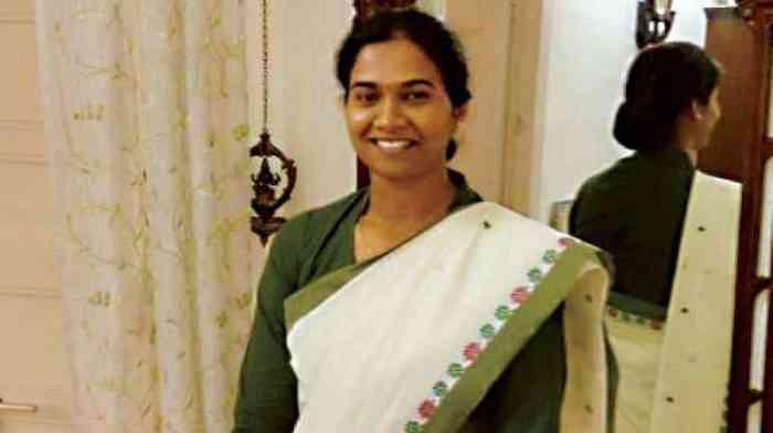 Nandini K R