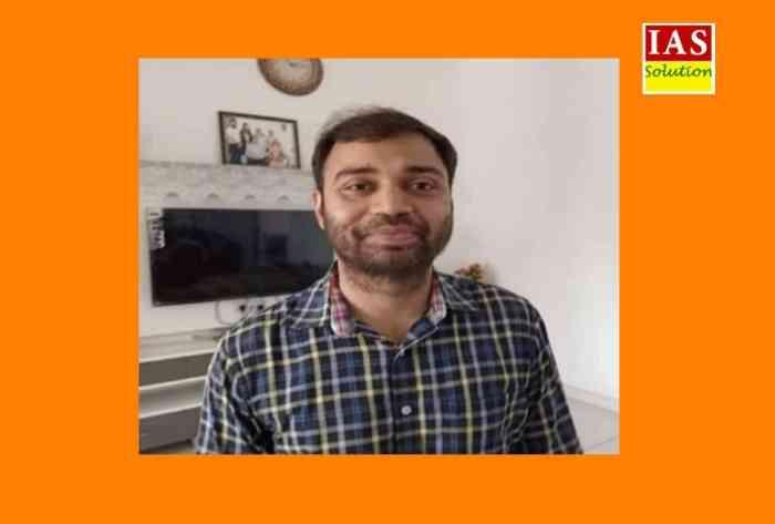 Pradeep Singh UPSC Civil Service 2019 Topper Rank 1