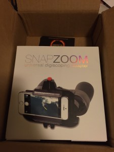 SnapZoom Packaging