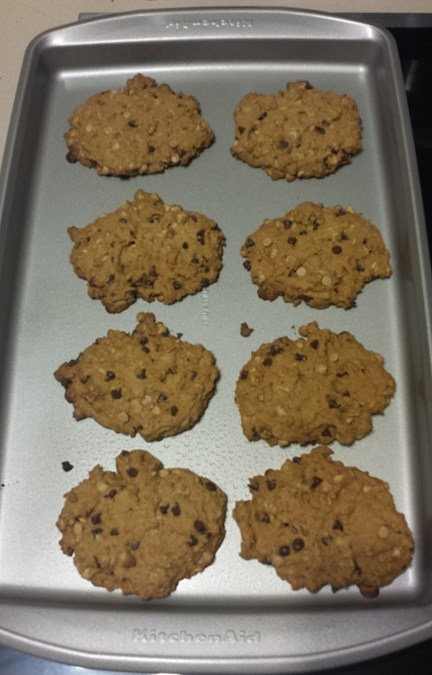 80's Dessert Recipe Test–Libby's Great Pumpkin Cookie