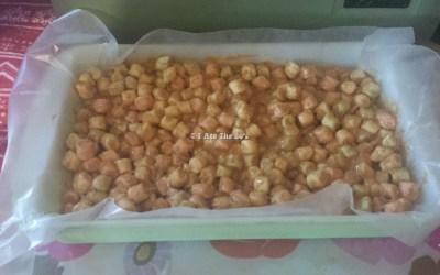 80's Recipe Test–Butterscotch Confetti