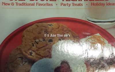 80's Recipe Test–Half Cup Cookies