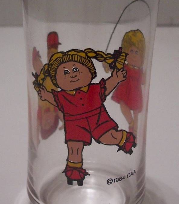 Shopping For Your 80's Kitchen–Cabbage Patch Kids Edition