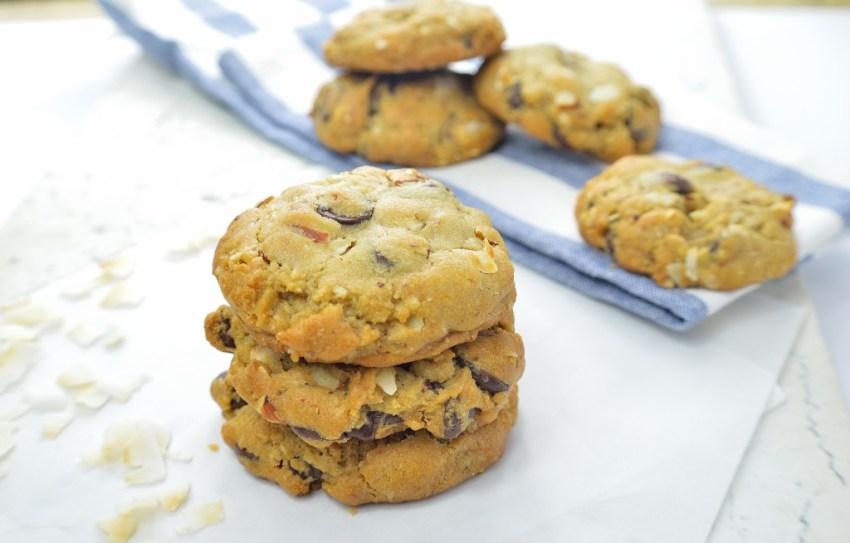 vegan chocolate chip cookies 4 2