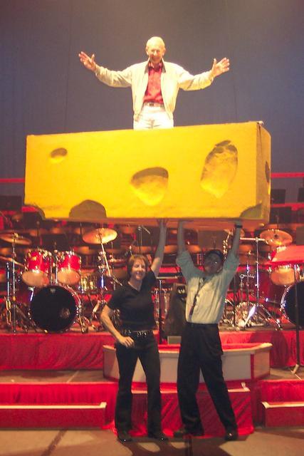 UW Band Show 2008 Patti Gersbach & Jeff Zych.preview