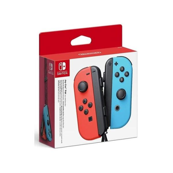 manettes de Nintendo Switch