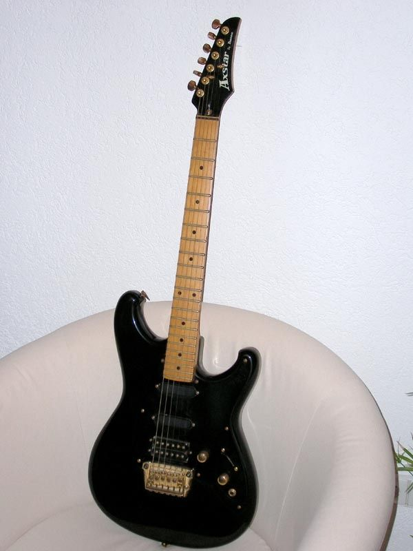 Ibanez Collectors World Unknown Axstar