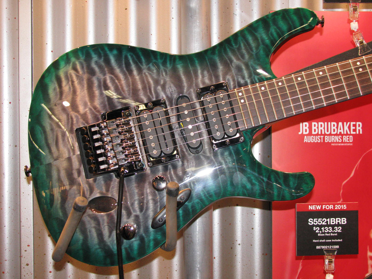 Ibanez S Q S Qdgd