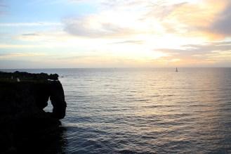 ロマンチックな夕景スポット
