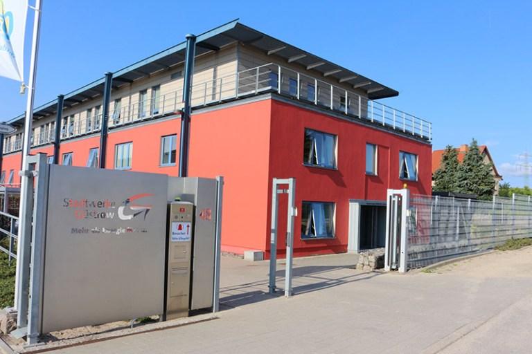 Stadtwerke Güstrow - Verwaltungsgebäude