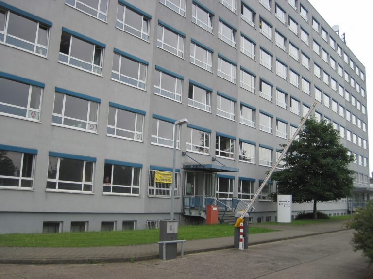 Bürohochhaus in Parchim