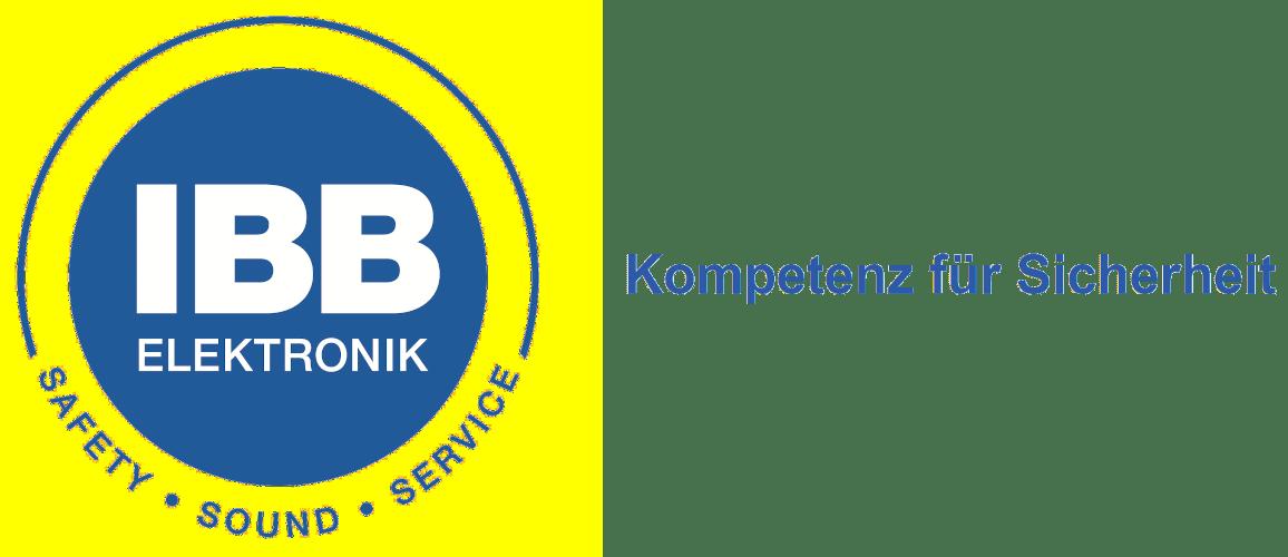 IBB Elektronik - Logo und Slogan