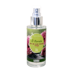 O florale ibbeo flacon verre consigné