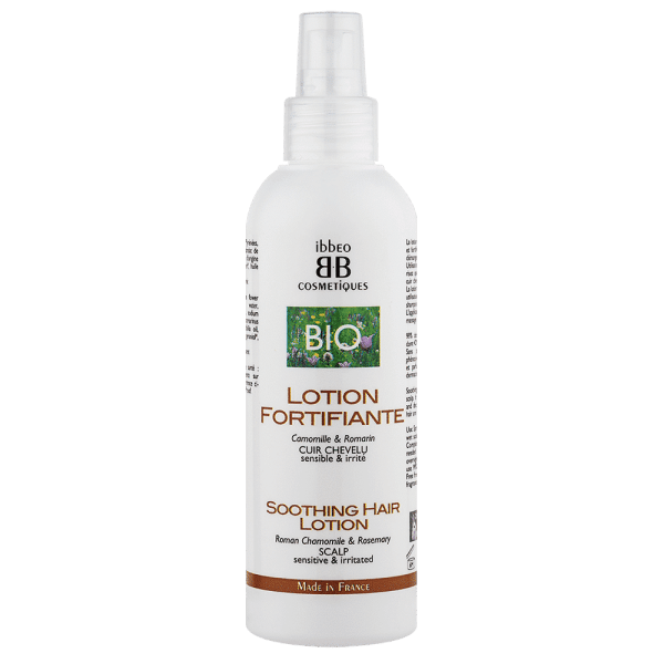 Lotion capillaire fortifiante Ibbeo