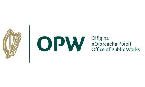 OPW Office of Public Works logo