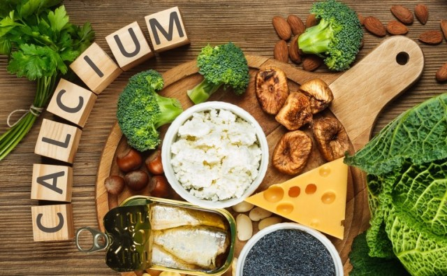 Image result for What to eat in the bone calcium deficit?