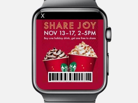 Apple Watch Advertising