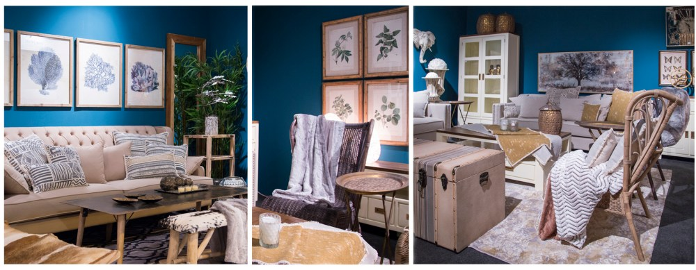 Tendencias: Los colores de moda para decorar tu hogar - Azul Denim