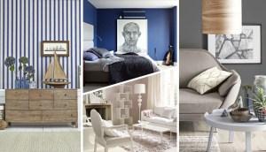 Tendencias: Los colores de moda para decorar tu hogar