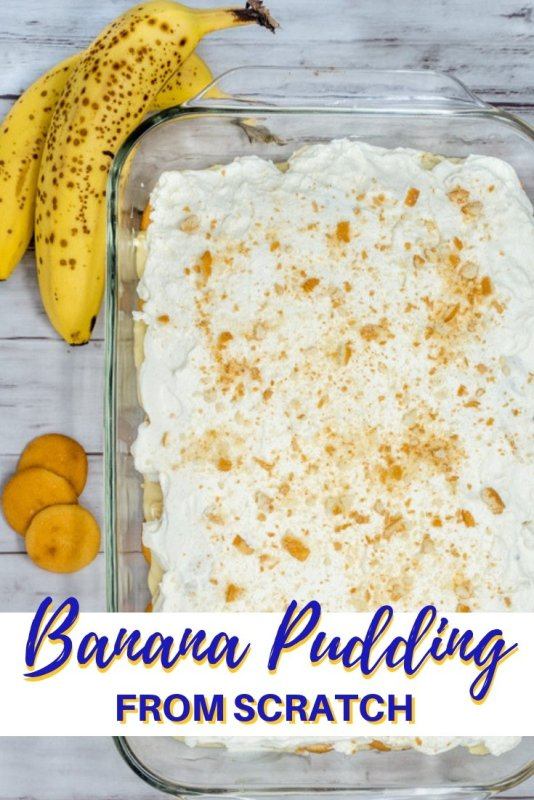 This easy homemade banana pudding recipe is the perfect summer treat.