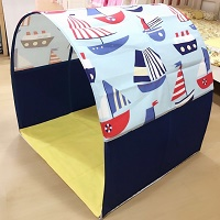 Children Bed Canopy   Saling Boat