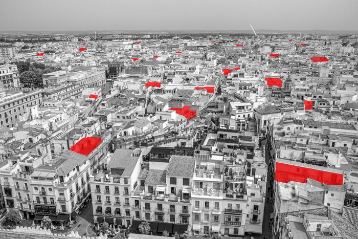 Áticos en Sevilla - Remontas