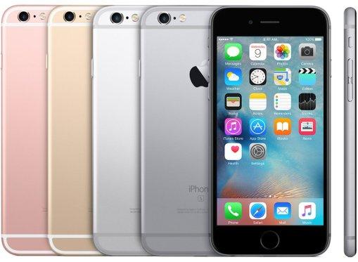 Sostituzione vetro / display / schermo iPhone 6S