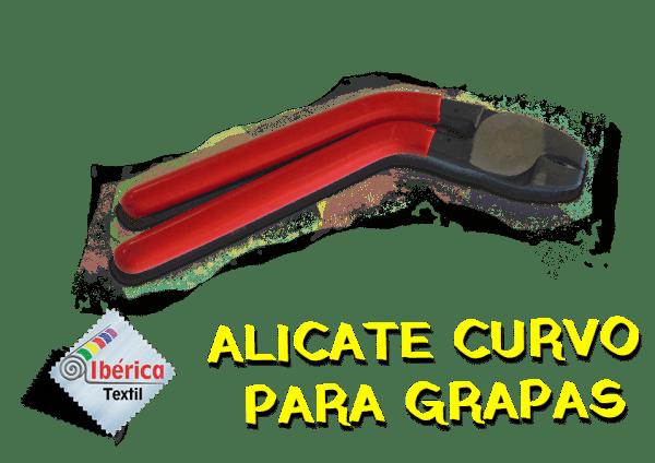 ALICATE CURVO