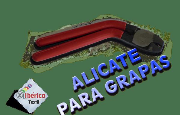 ALICATE PARA GRAPAS (TAPICERÍA)