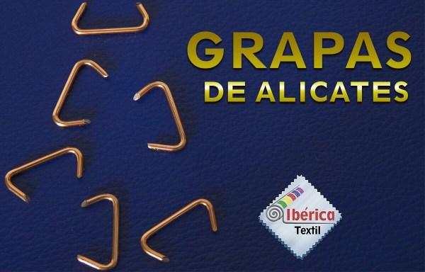 GRAPAS DE ALICATES