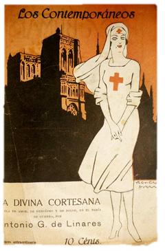 La divina cortesana - Antonio G. de Linares