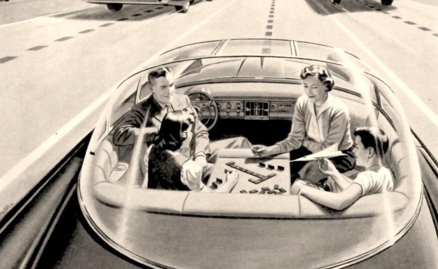 Resultado de imagen de futuro del coche autonomo