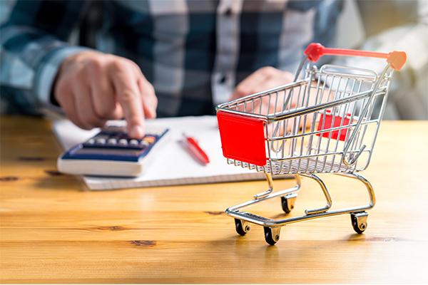 Vendas no varejo continuam em queda, com 18,47% em junho
