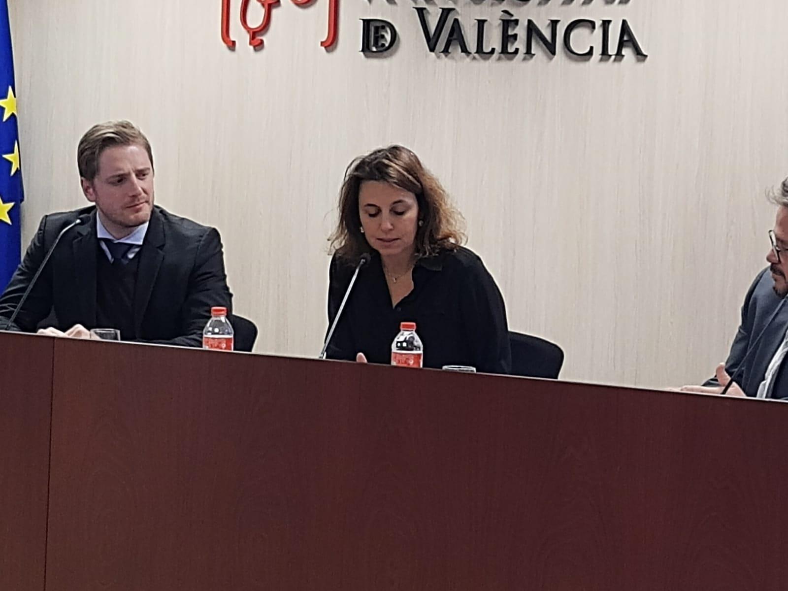 Diretor do IBGPAT ministra palestra na Jornada Hispano-Luso-Brasileña de Derecho y Mercado del Trabajo em Valência