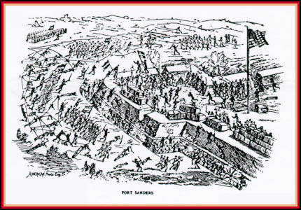 Battle of Fort Sanders