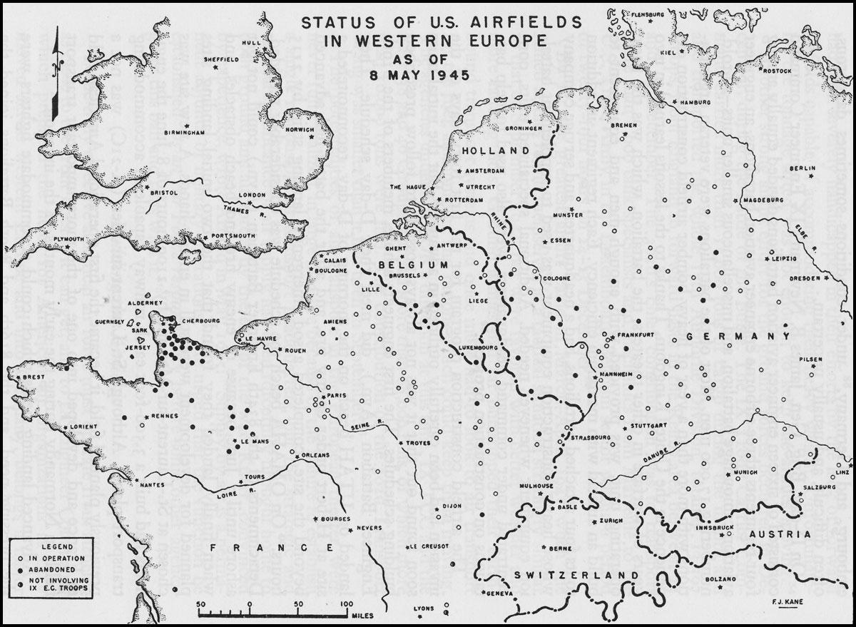 Hyperwar Army Air Forces In World War Ii Volume Iii