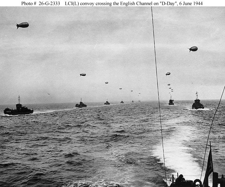 Normandy Ships Invasion German