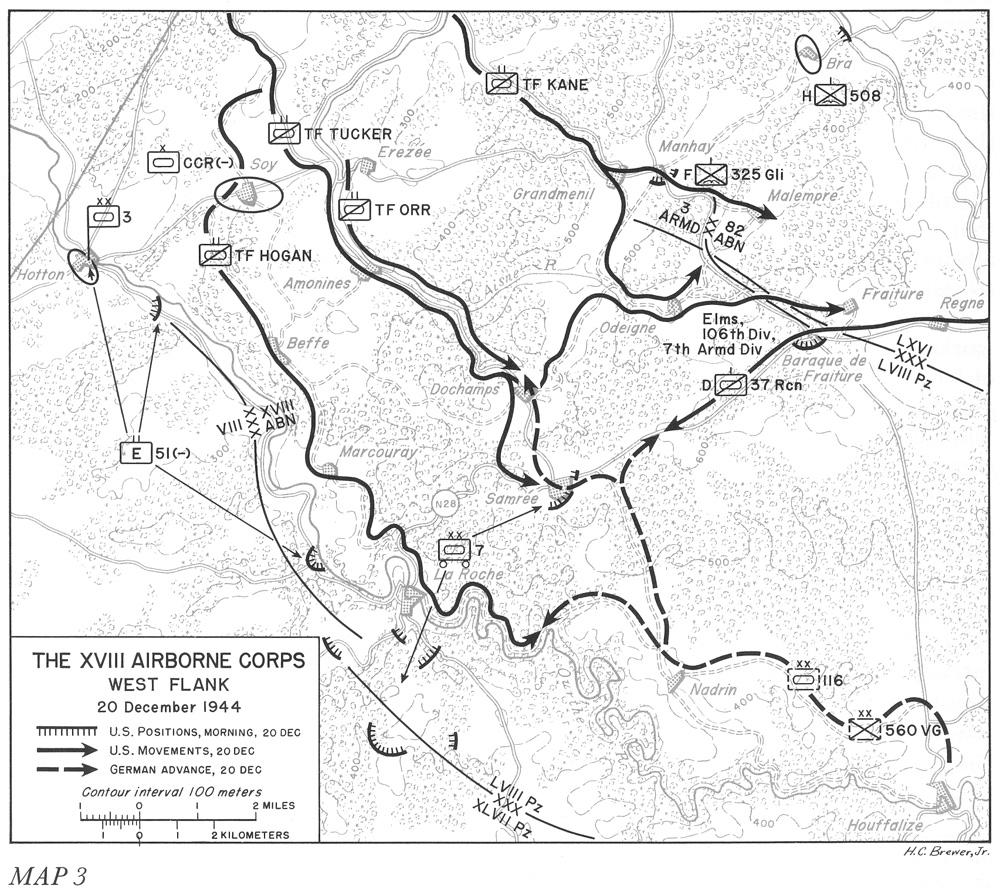 HyperWar The Ardennes Battle Of The Bulge
