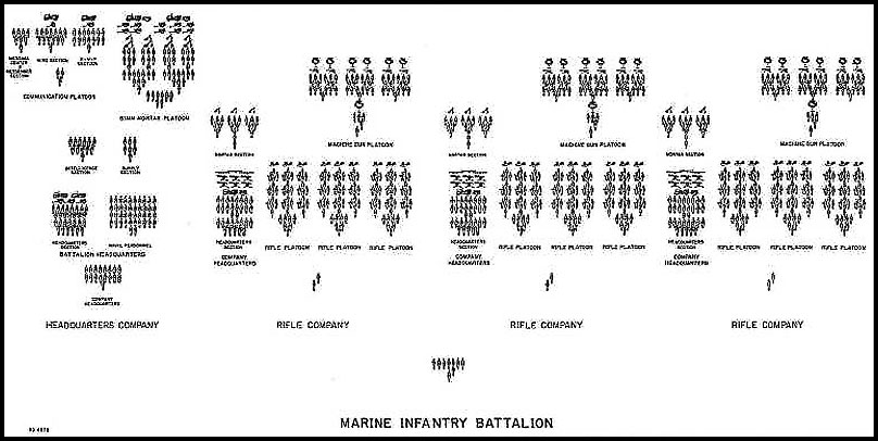 Marine Infantry Battalion Toe