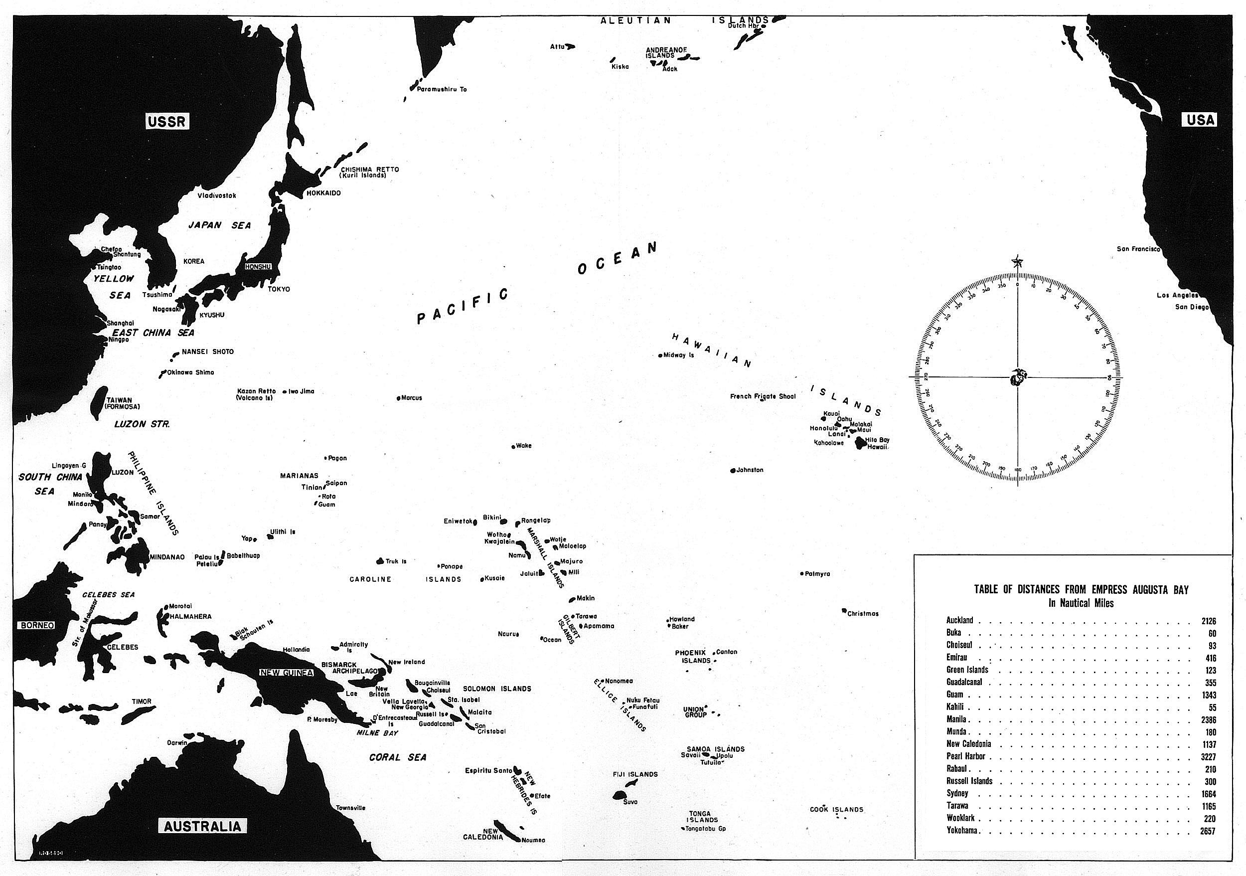 Hyperwar Usmc Monograph Marines In The Central Solomons