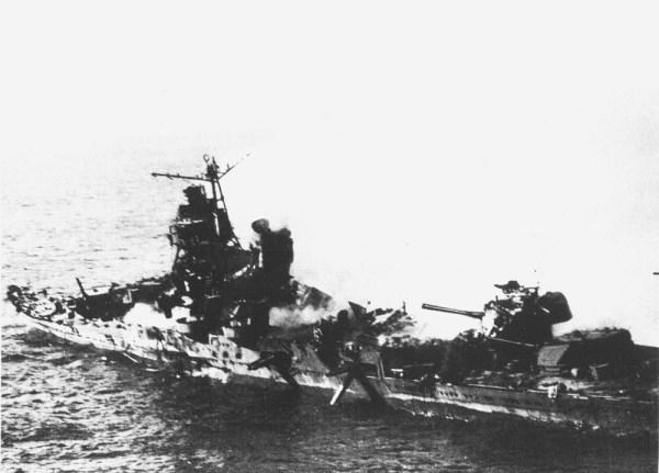 Корабельная артиллерия крупного калибра ее успехи на