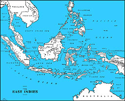 Fig. 1--The East Indies