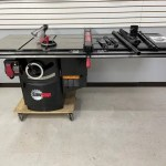 """SawStop″IndustrialCabinetSawwith""""T Glide"""