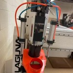 Laguna Smart Shop HSD Router Spindle rotated