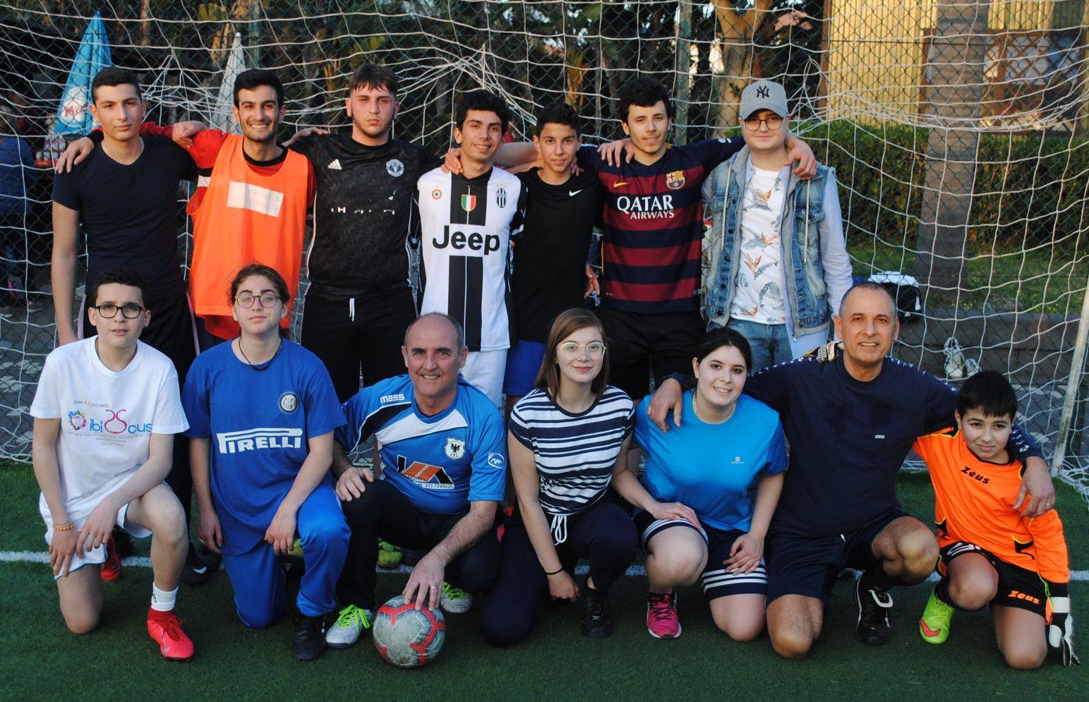 PRIMO ALLENAMENTO PER LA WINNERS CUP 2019