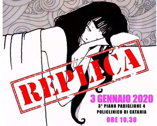 3 GENNAIO 2020: ROSA SPINA – LA REPLICA