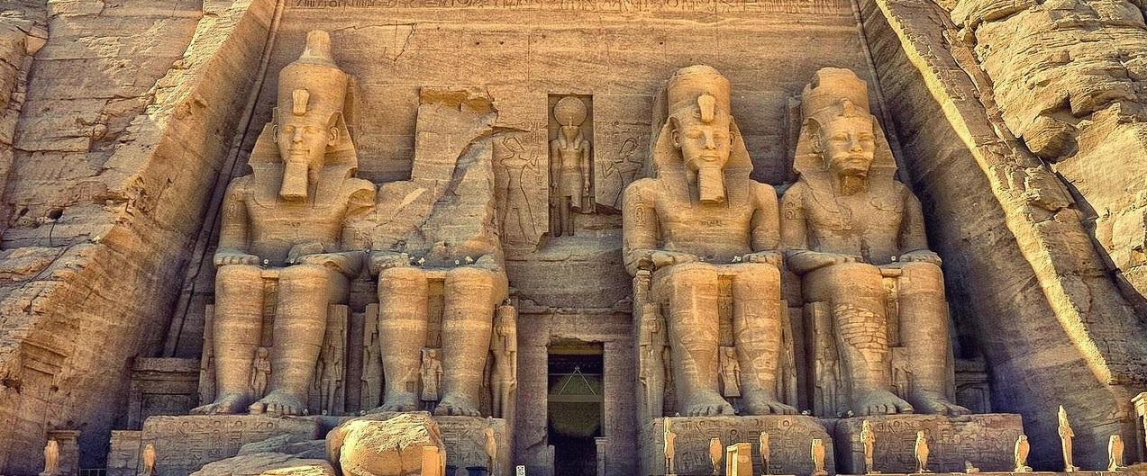 Abu Simbel Temple Banner 8