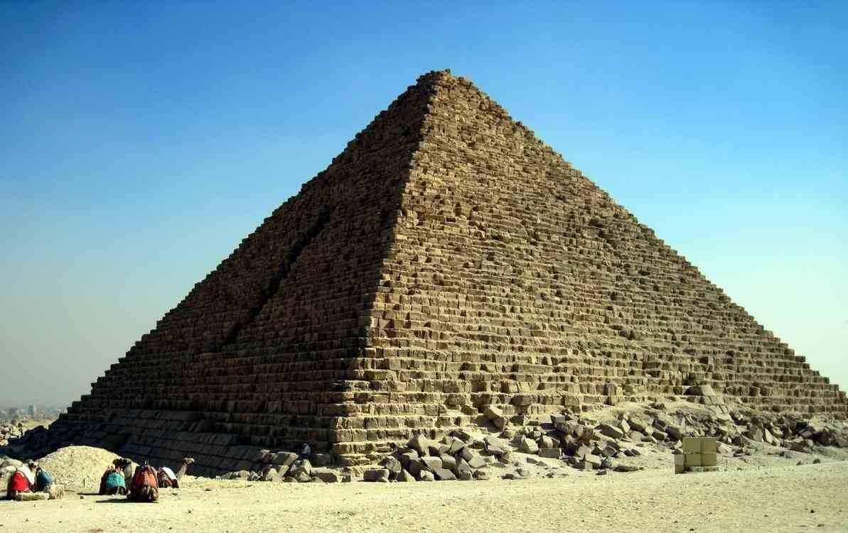 Pyramid of Mycerinus