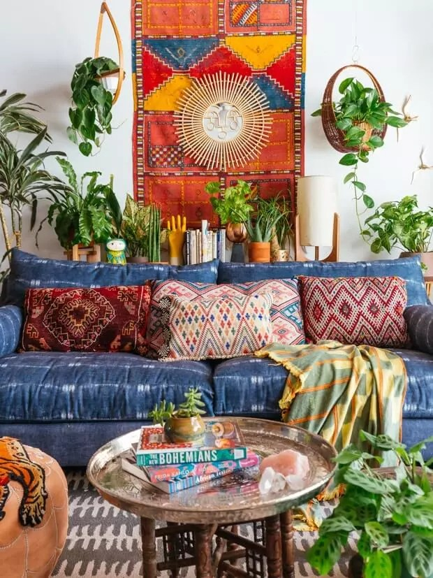 Hippie Shop Home Decor